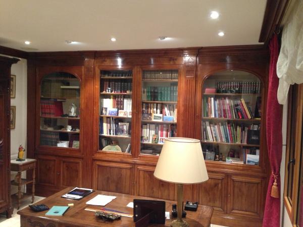 Bibliothèques sur mesure #3