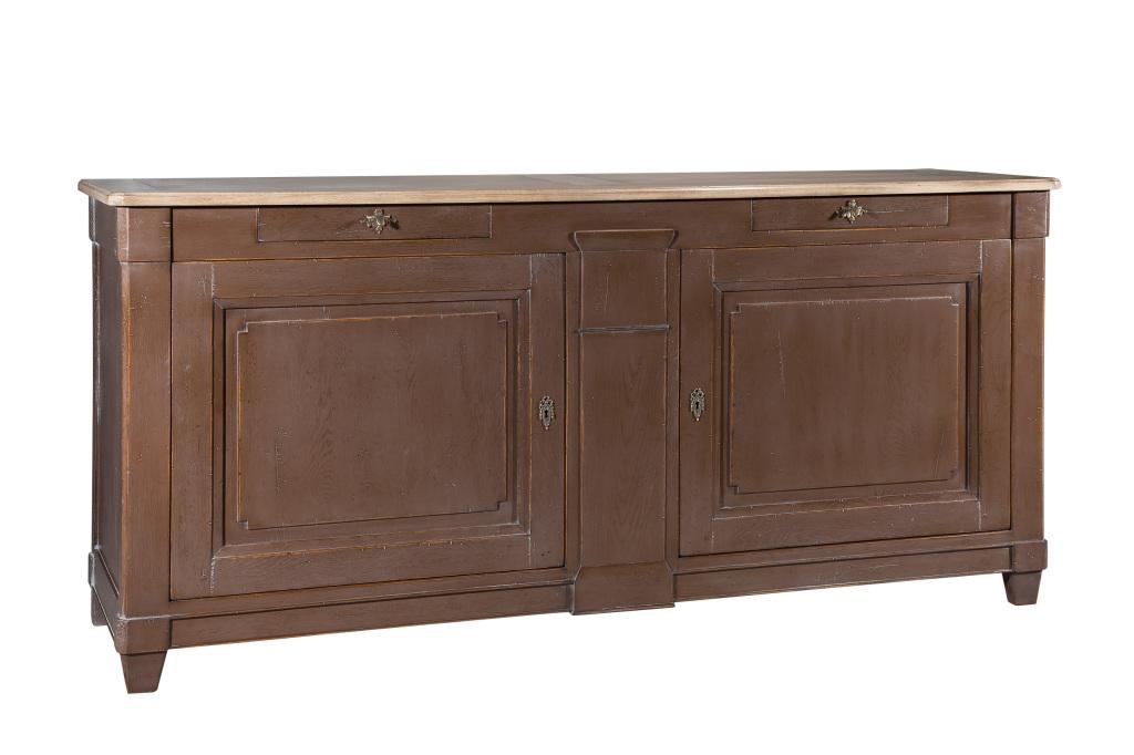buffet directoire 2 portes- Directoire 2 doors server