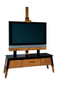 Meuble télé chevalet - TV easel