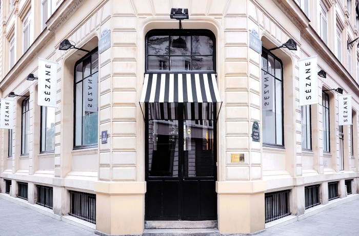 Boutique SEZANE – Paris