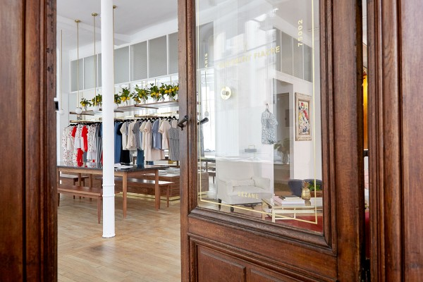 Boutique SEZANE – Paris 4