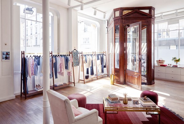 Boutique SEZANE – Paris 7