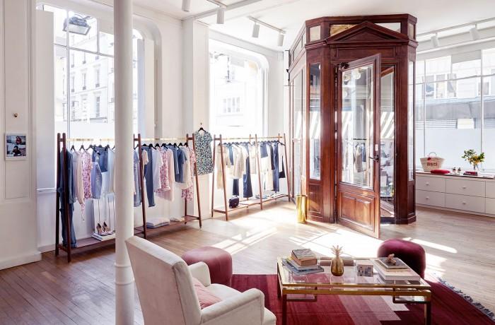 Boutique SEZANE – Paris 7