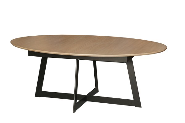 3914 Table Ovale QUARTZ