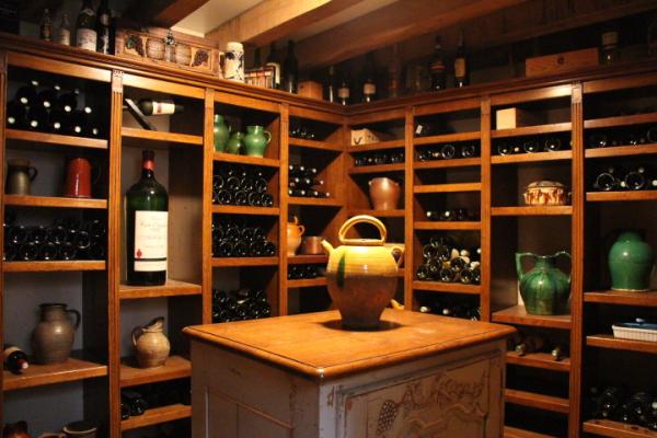 Cave à vin #1