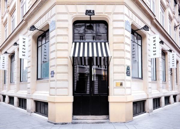 Boutique SEZANE – Paris
