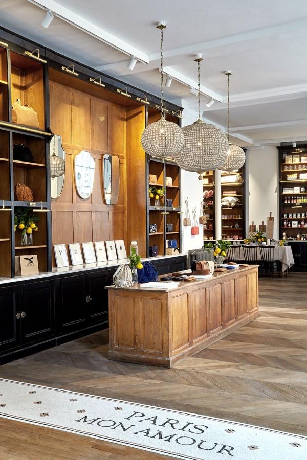 Boutique SEZANE – Paris 8